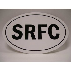 SRFC Car & Boat Sticker