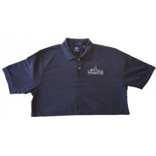 SRFC Golf Shirt - Navy Blue